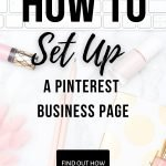 Business Pinterest Page